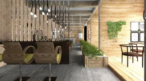 Kawiarnia loft 01